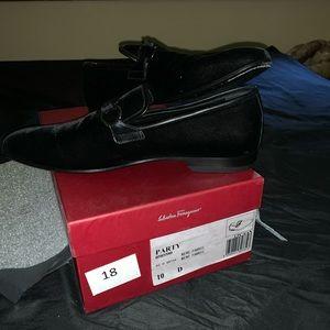 Ferragamo Shoes & Belt